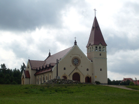 Kościół w Bojanie
